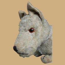 Wonderful Vintage Steiff Sealyham Dog