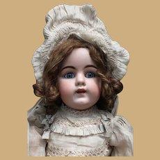 "Exquisite Rare 29"" Kestner 156, Original Clothes"