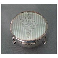 Birks Sterling Jewelry Box