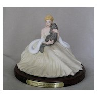 "Louis Icart 1935 ""Enigme"" Limited Edition Figurine"