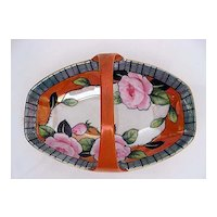 Noritake Art Deco  Basket