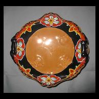 Noritake  Art Deco Lustreware Serving Bowl