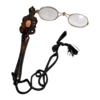 Lady's Fashionable Lorgnette