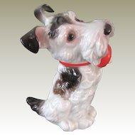 Rosenthal Scotty/Scottish Terrier Dog Vintage