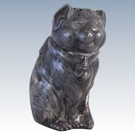 Victorian Pounce Pot Pug Dog Desk Item