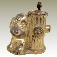 Vintage Occupied Japan Beagle Dog Lighter