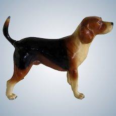 Vintage Oscar Mortens Beagle Hunting Dog