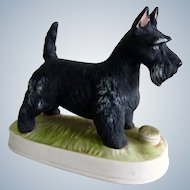 Liquor Decanter c. 1978 Scotty/Scottie Dog Vintage