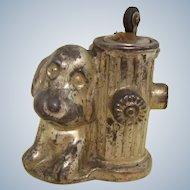 Vintage Occupied Japan Beagle Dog Lighter
