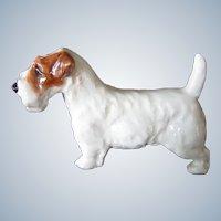 Vintage Sealyham Terrier Royal Doulton HN 1032