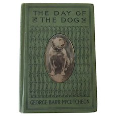 Day Of The Dog Book - English Bulldog Cover C.1904