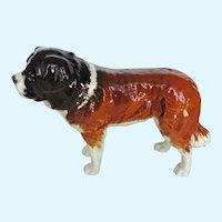 "Vintage Beswick St. Bernard Dog ""Corna Garth Stroller"" #2221"