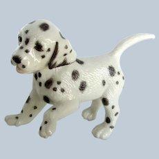 Sweet Dalmatian Puppy Dog By Lenox Vintage
