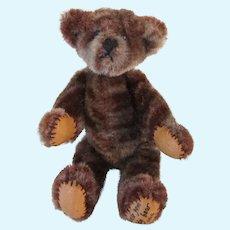 Brindle Little Gem Teddy Bear 1994 Vintage