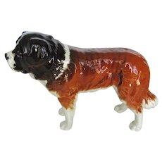 "Beswick St. Bernard Dog ""Corna Garth Stroller"" #2221 Vintage"