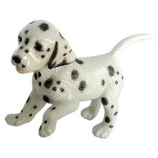 Sweet Lenox Dalmatian Puppy Dog Vintage