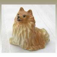 Ceramic Arts Studio Pomeranian Dog