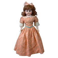 Sweet Louis Wolf & Co. Armand Marseille Shoulderhead Dolly 16.5""