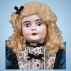 "27"" Bahr & Proschild 224 Character Child Antique Doll circa 1898 in Exquisite Dress!"