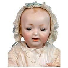 """The Cutest Kestner """"Baby Jean"""" Character Baby Doll 18.5"""""""