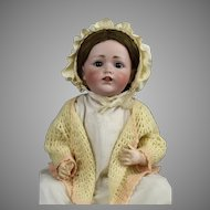 "21"" Adorable Antique Kestner JDK 257 Character Baby ~Display Ready & LIFE SIZED~"
