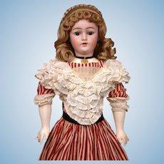 "20"" Beautiful Simon & Halbig 1159 Lady for the French Trade on Rare Edmond Daspres Body"