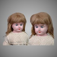 "SUPER RARE Webber Musical Doll Papier Mache 21"" Antique Doll by Massachusetts Organ Co. c.1883"