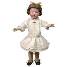 "14"" Kammer & Reinhardt Character Child 101 ""Marie"" in Original dress & Wig"