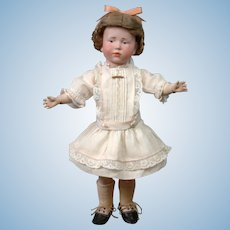 "14"" Kammer & Reinhardt Character Child 101 ""Marie"" in Original dress & Wig"