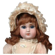 "10"" Jules. N. Steiner « Le Petit Parisien »  French Bebe Antique Doll Size 3"