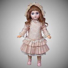 """Exceptional 14.5"""" """"Bru"""" Belton in Dusty Pink Bebe Dress on Sonnenberg Body"""