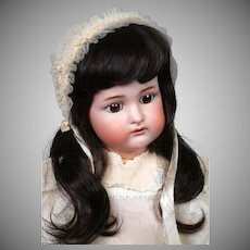 "Precious 28"" Kammer & Reinhardt / Simon & Halbig Antique Doll with Sweet Face"