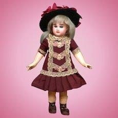 "8"" Petite  Size 1 Jules. N. Steiner « Le Petit Parisien » French Bebe So Adorable"