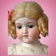 "Darling Armand Marseille 390n Antique Bisque Doll 22.5"""