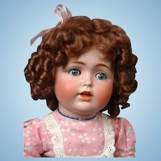 Kestner 257 Toddler Antique Character Doll 18""
