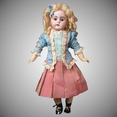 Delightful Bahr & Proschild 320 Antique Bisque Doll 15""