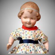 """Adorable Gebruder Character """"Coquette"""" 10499 with Blue Headband 9"""""""