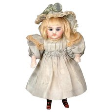 "Delightful 6"" Simon & Halbig 886 All-Bisque with Poseable Socket Head"