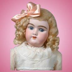 """Beautiful Heinrich Handwerck 109 24.5"""" Antique Bisque Doll"""