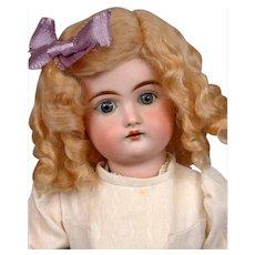 Dolls Adorable 21 Inch Scheutzmeister & Quendt Mold 201 Character Baby. Dolls & Bears