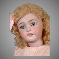 "Exceptional SANTA by Simon & Halbig 1248 28"" Antique Child Doll -- WOW!"