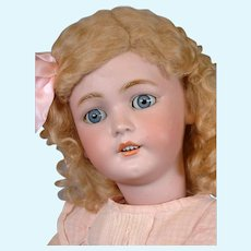 """Exceptional SANTA by Simon & Halbig 1248 28"""" Antique Child Doll -- WOW!"""