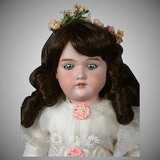 "Beautiful ""Floradora"" Antique Bisque Doll by Armand Marseille 20"""