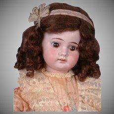 """Precious Armand Marseille 1894 Antique Child Doll in Cute Costume 13.5"""""""