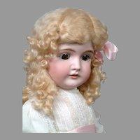 """Excellent Kestner 164 29"""" Antique Bisque Child Doll -- A Massive Girl!"""