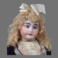 """25.5"""" Antique Doll by Gebruder Kuhnlenz for the French Trade"""