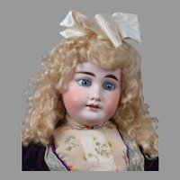"25.5"" Antique Doll by Gebruder Kuhnlenz for the French Trade"