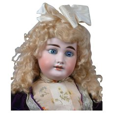 "25.5"" Antique DEP Doll by Gebruder Kuhnlenz for the French Trade"