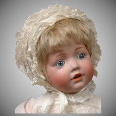 "16.5"" Beyond Adorable- RARE  Kestner 'Hilda'  Character Toddler All Antique Doll circa 1914"