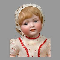 "Bahr & Proschild 585 Antique Character Baby 14"" -- What a Dear!"